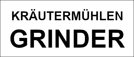 Grinder - Kräutermühlen