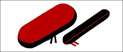 E-Zigaretten Etui / Taschen