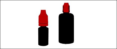E-Liquid Flaschen