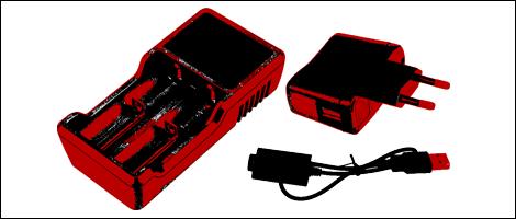 Ladegeräte und Ladekabel