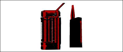 Tragbare Vaporizer