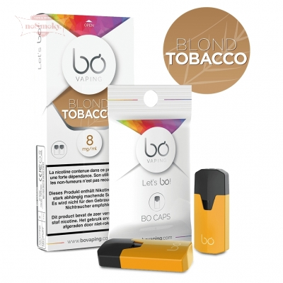 BO Caps - Blond Tobacco (2er Pack)