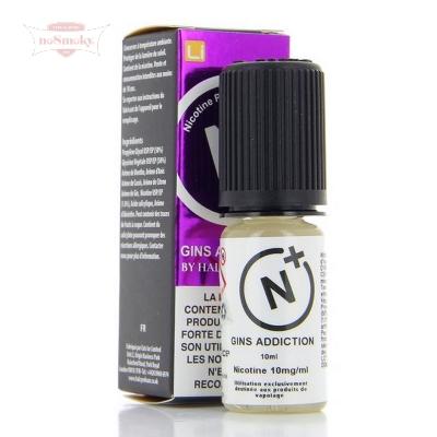 Halcyon Haze Nic Salt - GINS ADDICTION 10ml (Nikotinsalz)