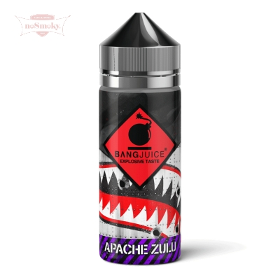 Bang Juice Division - APACHE ZULU 30ml (Shake & Vape Aroma)
