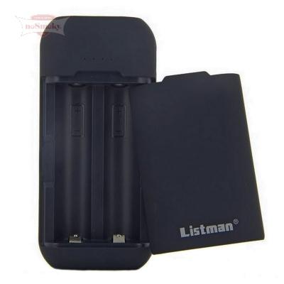 Listman BL2 - Powerbank & Schnellladegerät