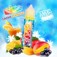 Fruizee - Cassis Mangue 60ml (Shake & Vape)