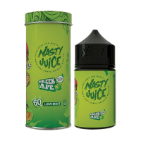 Nasty Juice - Green Ape 60ml (Shake & Vape)