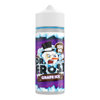 Dr. Frost - Grape Ice 120ml (Shake & Vape)