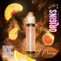 Origins - Puris 60ml (Shake & Vape)