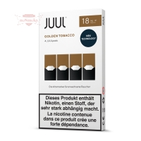 JUUL Pods - Golden Tobacco