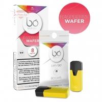 BO Caps - Raspberry Wafer (2er Pack)