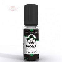 SALT E VAPOR - Green Storm 10ml (Nikotinsalz)