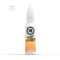 Riot Squad Shots - Fifty Cal Custard 15ml (Shake & Vape Aroma)