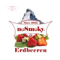 E-Liquid noSmoky - Erdbeeren
