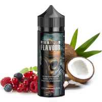 The Vaping Flavour - Coconut Infection 10ml (Shake & Vape Aroma)