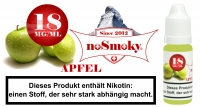 E-Liquid noSmoky - Apfel 18mg/ml Nikotin
