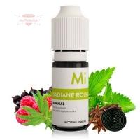 Minimal - Badiane Rouge 10ml (Nikotinsalz)