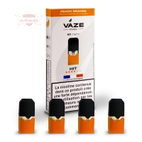 Vaze Vape Pods - Peach Orange (4er Pack)