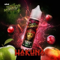 Twelve Monkeys - Hakuna 60ml (Shake & Vape)