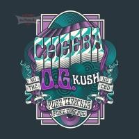 Cheeba Terpen - O.G. Kush 120ml (Shake & Vape)