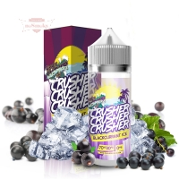 Crusher - BLACKCURRANT ICE 120ml (Shake & Vape)
