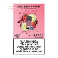 KILO 1K Pods - Dewberry Fruit (4er Pack)