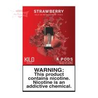 KILO 1K Pods - Strawberry (4er Pack)