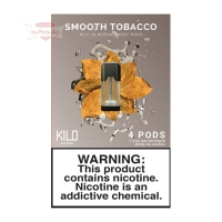 KILO 1K Pods - Smooth Tobacco (4er Pack)