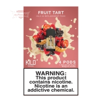 KILO 1K Pods - Fruit Tart (4er Pack)