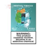 KILO 1K Pods - Menthol Tobacco (4er Pack)