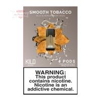 KILO 1K Pods - Smooth Tobacco (4er Pack)