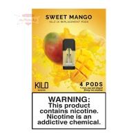 KILO 1K Pods - Sweet Mango (4er Pack)