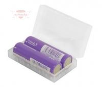 Case für 2 18650 Akku-Batterien