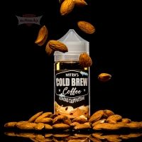Nitro's Cold Brew Coffee - ALMOND CAPPUCCINO 120ml (Shake & Vape)