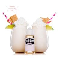 Nitro's Cold Brew Shakes - KEY LIME PIE 120ml (Shake & Vape)