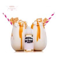 Nitro's Cold Brew Shakes - SALTED CARAMEL 120ml (Shake & Vape)
