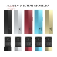 Suorin Edge Case + 2 Batterien