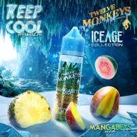 Ice Age - Mangabeys Iced 60ml (Shake & Vape)