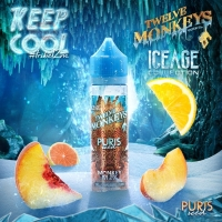 Ice Age - Puris Iced 60ml (Shake & Vape)