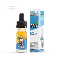 CBDfx 120mg CBD Öl - Vape Additiv