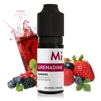 Minimal - Grenadine 10ml (Nikotinsalz)