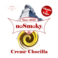 noSmoky (Swiss Made) E-Liquid Shake & Vape - Creme Chocilla