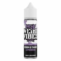 Weird Vibes - BERRY & THYME 20ml (Shake & Vape Aroma)