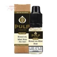 PULP Nic Salt - BLOND AU MIEL NOIR 10ml (Nikotinsalz)