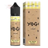 Yogi Granola Bar - LEMON 60ml (Shake & Vape)