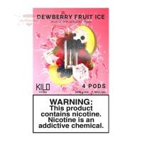 KILO 1K Pods - Dewberry Fruit Ice (4er Pack)