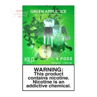 KILO 1K Pods - Green Apple Ice (4er Pack)