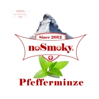 E-Liquid noSmoky - Pfefferminze