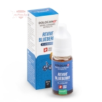 Dolocan CBD E-Liquid - REVIVE BLUEBERRY 10ml