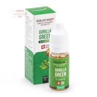 Dolocan CBD E-Liquid - GORILLA GREEN 10ml
